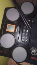Mini bateria eletrônica