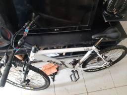 Bicicleta  valor 550.00