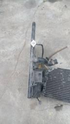 Radiador ar condicionado Corolla ano 2000