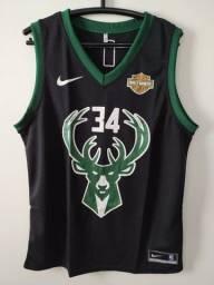 Regata NBA Bucks