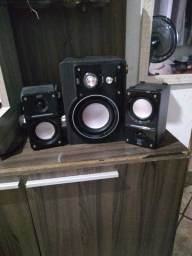 Vendo Home Theater semi novo