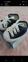 Sapato pra bebê