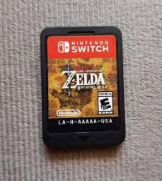Jogo Zelda Breath of the Wild Nintendo Switch