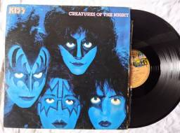 LP Kiss Creature Of The Night