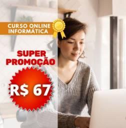 SUPER PROMOÇÃO - CURSO INFORMÁTICA