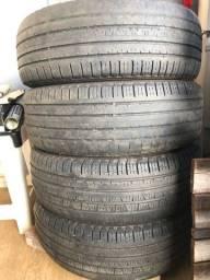 4 pneus aro 16 - 215/65 r16