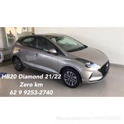 Título do anúncio: HB20 Diamond 21/22 zero km