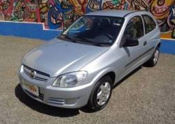 Chevrolet celta IPVA pago mpfi 8v gasolina placa Mercosul manual Flex 2008 novíssima