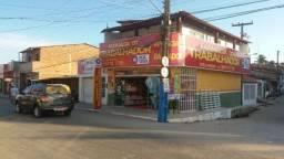Imóvel na avenida principal da Barra de Santo Antônio