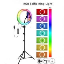 Ring Light 13 polegadas color Promoção