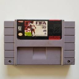 Título do anúncio: Fifa 98 A Caminho Da Copa - Original Snes Super Nintendo