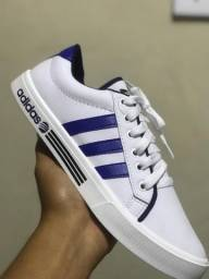 Sapatênis Adidas Blue