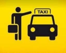 Táxi autônomia antiga
