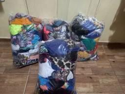 Sacas de roupas super barata