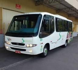 Micro ônibus Comil Piá Rodoviário