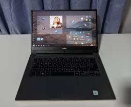 Troco Ultrafino Dell Inspiron I14 7460 por Samsung Tab S7 ou S7+ com capa teclado