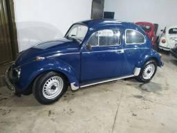 Fusca azul 1971 Belíssimo...
