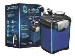 Canister da ocean tech 1000l/h novo!