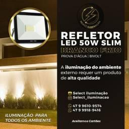 Título do anúncio: Refletor led 50w