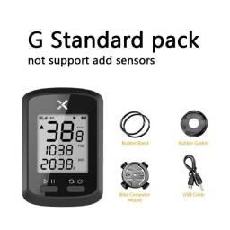 Ciclocomputador Bike Xoss G Multi-GPS Sem Fio Bluetooth 5.0 IPX7 Resistente a Água Strava