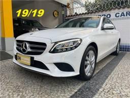 Título do anúncio: Mercedes-benz C 180 2019 1.6 cgi gasolina avantgarde 9g-tronic