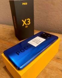 Xiaomi Poco X3 6/128GB NOVO/LACRADO