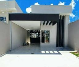 Belíssima Casa Jardim Aero Rancho com Suite Pe direito Alto