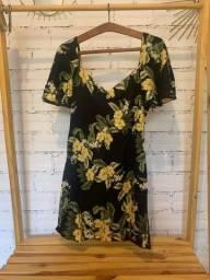 Título do anúncio: Vestido Floral FARM