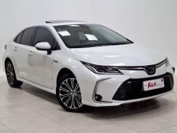 Título do anúncio: corolla altis premium hybrid 1.8 flex 2021 aceito troca