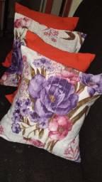 Almofadas para decoração  do seu lar