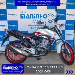 HONDA CG 160 TITAN S 0KM