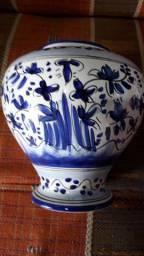 Vaso de cerâmica século X V I