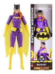 Boneca Batgirl - 30 Cm -truemoves - Mattel - Batman Missions