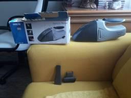 Aspirador de pó portátil para carros