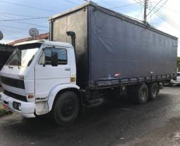Caminhão Truck VW 14.210 Turbo ano 1988
