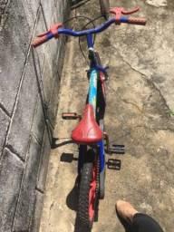 Título do anúncio: Bicicleta infantil Caloi