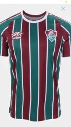 Camisa Tricolor Fluminense G 2021