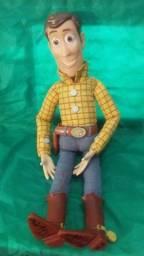 1 boneco / toy story  xerife -yudi  / sem chápeu - personagem .29 cm de altura promoção
