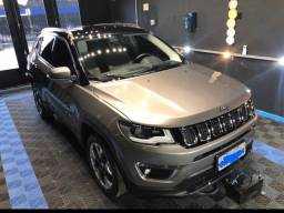 Título do anúncio: Jeep Compass Limited 2018 Flex