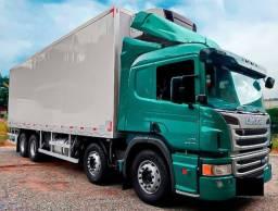 Caminhão Scania Bitruck P-310 Ano 2014
