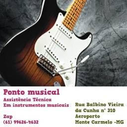 Aulas de violão e Concertos e Instrumentos musicais