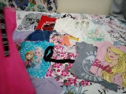 Título do anúncio: Lote de roupas infantil feminino !!!!