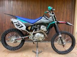 Crf 230 com motor 300