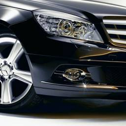 "Mercedes C200 C280 C300 Avantgarde Friso Lado Carona ""Esquerdo"""