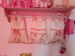 Título do anúncio: Porta fraldas, farmacinha, porta maternidade e lixeiro