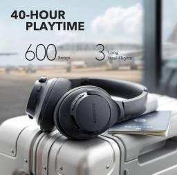 Fone Bluetooth Anker Soundcore Life Q20