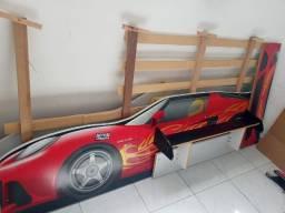 Cama de carro infantil