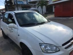 Táxi com placar de São José de Ribamar