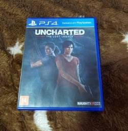 Título do anúncio: Jogo Uncharted The Lost Legacy PS4