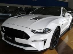 Mustang Black Shadow série aniversário de 55 anos